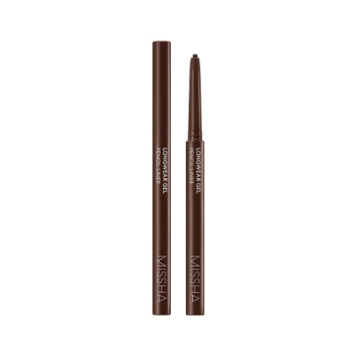 MISSHA Longwear Gel Pencil Liner (Brick Brown)