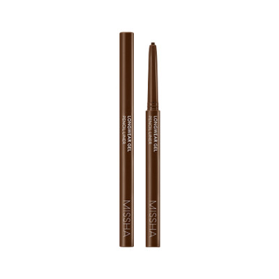 MISSHA Longwear Gel Pencil Liner (Camel Brown)